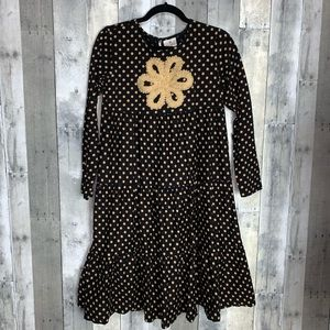 Hanna Andersson Girls Dress Size 160 (14/16)